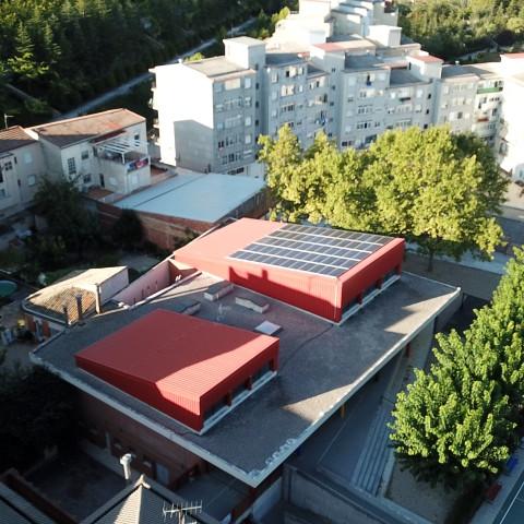 Col·legi Sant Vicent / Ajuntament d'Alcoi