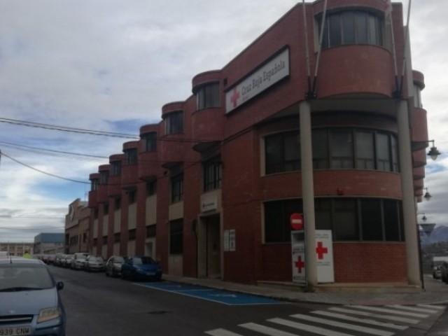 El carrer Roís de Corella a la zona Nord, on estarà el CEFIRE.
