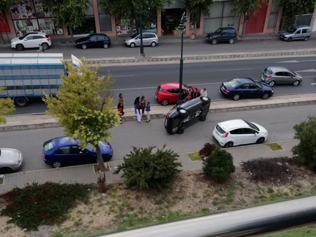 L'incident ha tingut lloc al voltant de les 17 h.