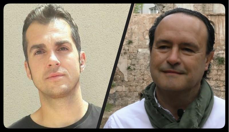 Cristian Santiago i Màrius Ivorra