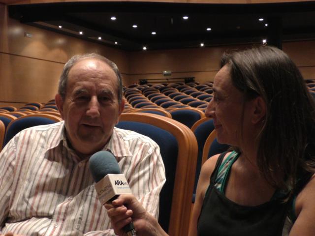"""AdolfoMataix, deTeatrAm: """"El Teatre ens reconcilia en la vida"""""""
