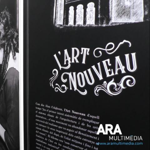 La Fundació Mútua Levante estrena l'exposició «Modernisme & invenció»