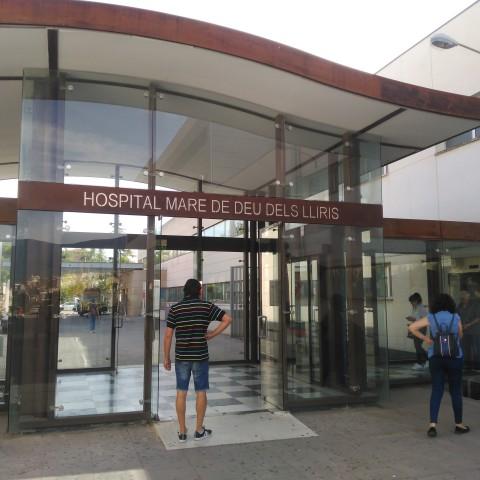 L'ampliació de l'Hospital Verge dels Lliris és una de les demandes del PP.