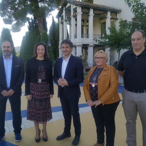 El Consell destina els primers 100.000 euros alCDTd'Interior d'Alcoi