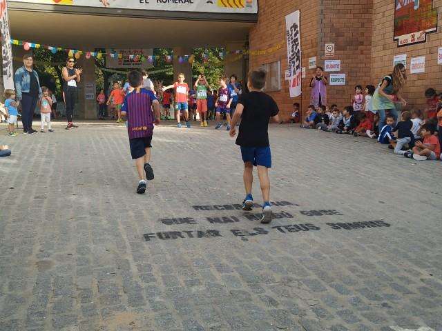 MiniTrailSolidari al CEIP El Romeral