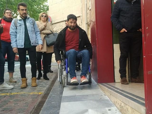 Guanyar Alcoi reclama que s'aplique el Pla d'Accessibilitat