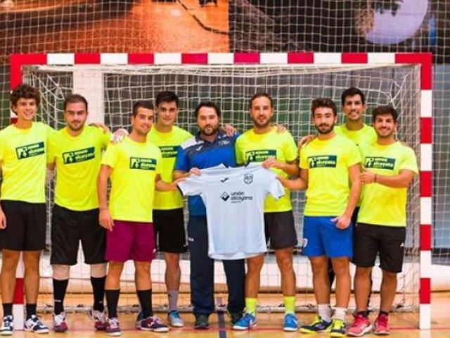 Alguns jugadors d'esta temporada / Unión Alcoyana FS
