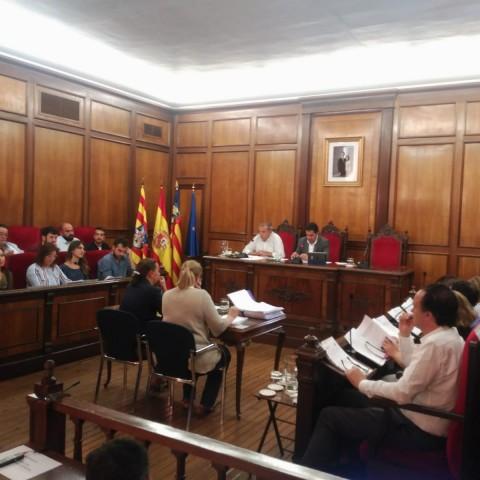 Plenari municipal del 6 de setembre