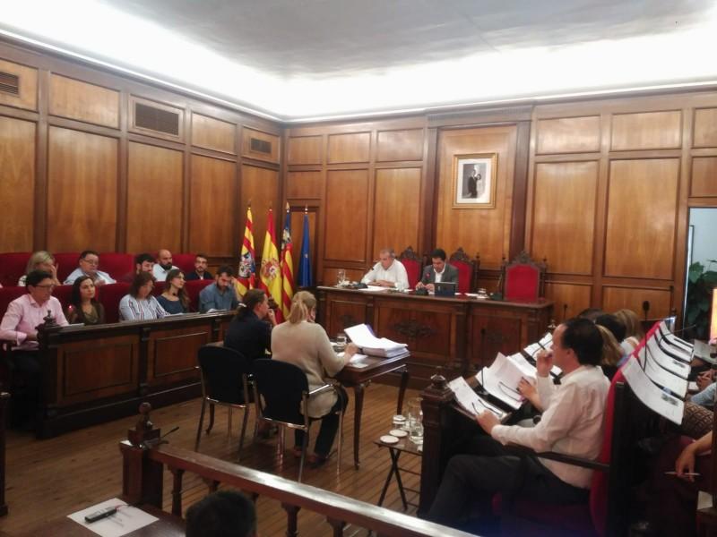 Plenari municipal celebrat aquest 6 de setembre