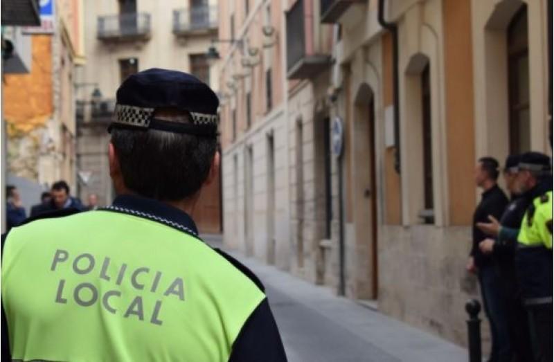 65 agents patrullen actualment pels carrers d'Alcoi (més 4 en comissió de serveis).