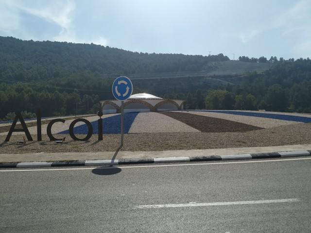 Atenció: tallat al trànsit l'accés sud a Alcoi durant el 4 i 5 de febrer