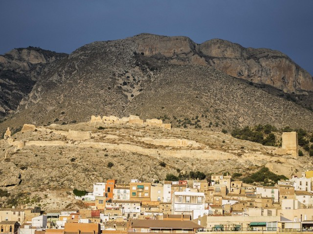 Castell de Xixona