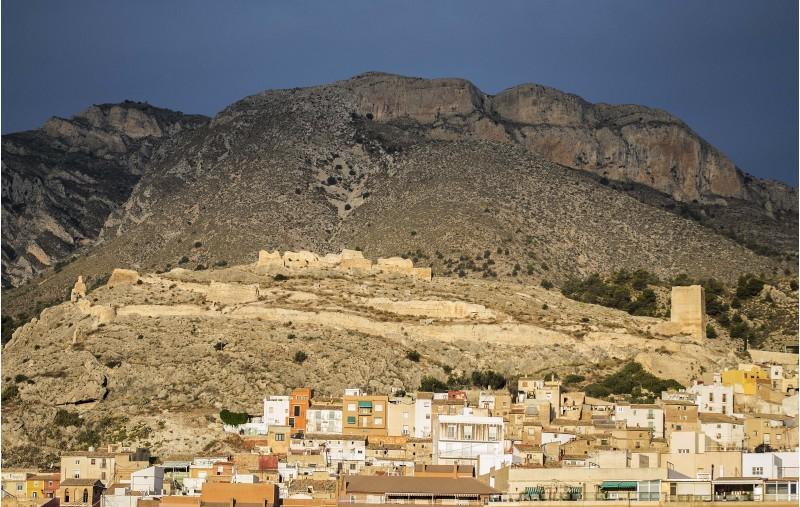 Castell de Xixona / Ajuntament de Xixona