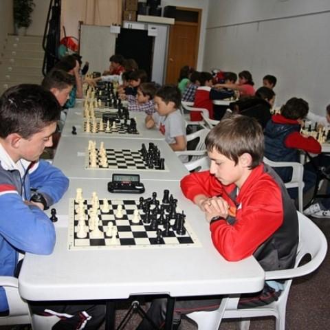 Jocs Esportius Municipals d'Escacs