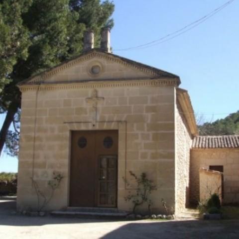 Imatge de Guillem Torres de l'ermita de Barxell / http://guillemtorres.blogspot.com.es