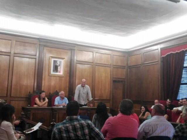 Plenari de constitució de la Mancomunitat de l'Alcoià-Comtat per a la present legislatura.
