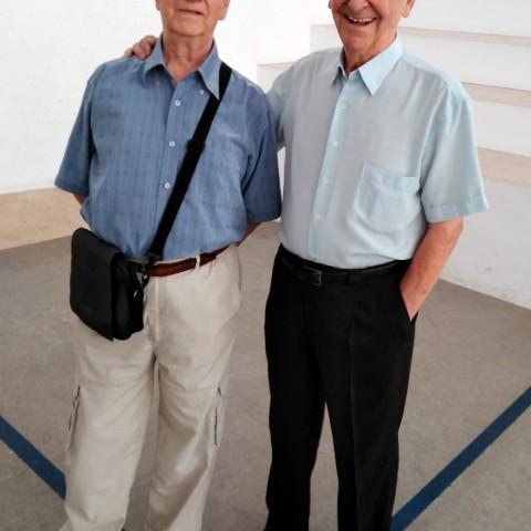 Francesc Jover en Antoni Reig Ventura, Rovellet.