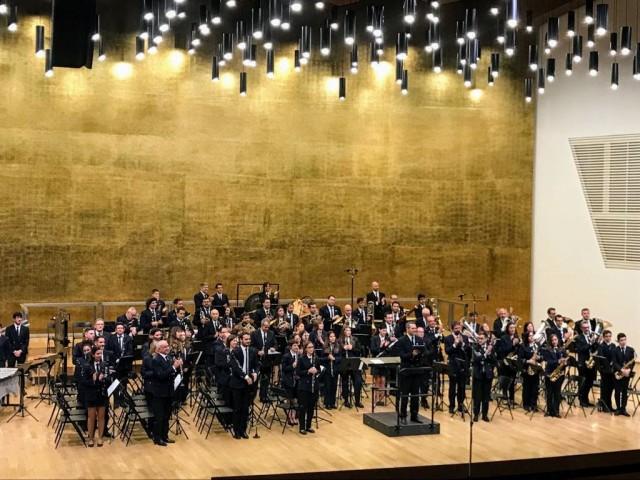 Unió Musical Alcoi en l'Auditori de la Diputació d'Alacant / Unió Musical Alcoi
