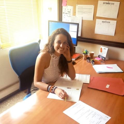 Aitana Gandia, regidora de Som Ibi