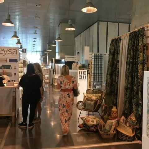 La fira tèxtl a Madrid acaba d'obrir les portes