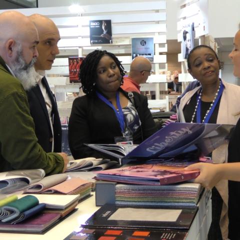 ATEVAL fomenta la internacionalització del tèxtil llar valencià amb les missions inverses