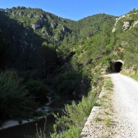 El Consell anuncia una espenta al projecte de via verda Alcoi-Gandia