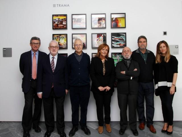 Al costat de Boyer han participat en la reunió cinc membres de la Comissió Assessora.