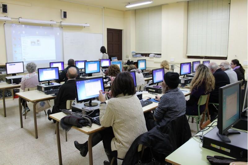 Un taller al FPA Orosia Silvestre