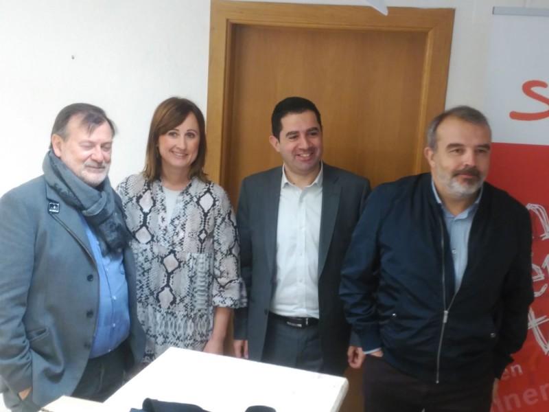 Aroa Mira i Manolo Gomicia han donat a conéixer la seua decisió aquest 19 de febrer en roda de premsa.