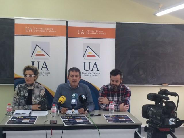 Acte de presentació de la programació cultural de la UA.
