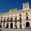 Façana de l'Ajuntament d'Alcoi.