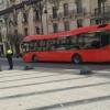El nou autobús híbrid porta en període de proves des d'aquest 11 de març.