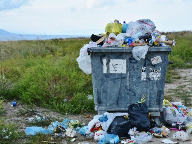 """Cristian Santiago: """"Els contenidors del Centre haurien de buidar-se diàriament, i no es compleix"""""""