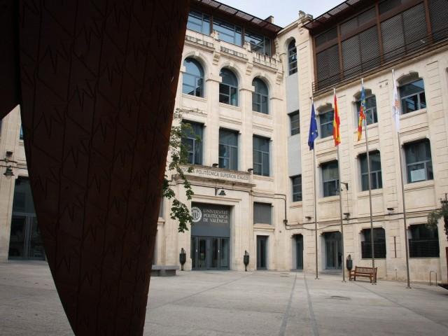 Campus UPV d'Alcoi.
