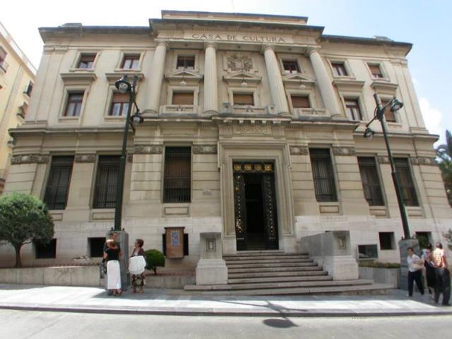 Centre Cultural Mario Silvestre, lloc on es presentarà l'obra.