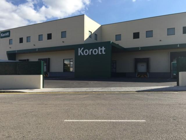 L'empresa alcoiana Korott s'endinsa en el sector de la nutrició esportiva