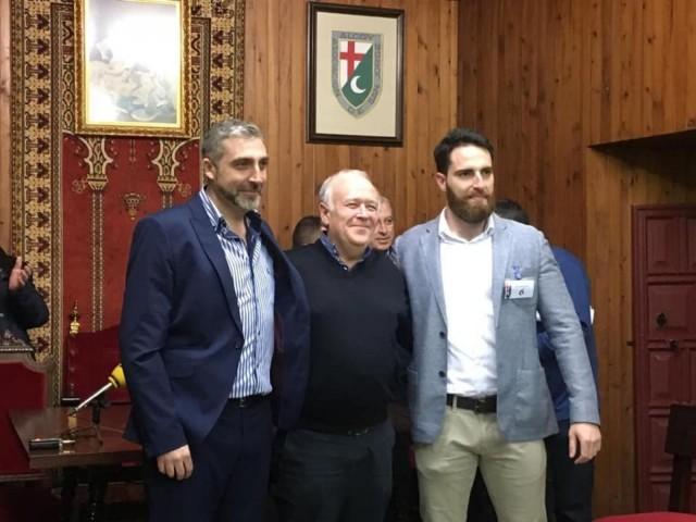 Óscar Martínez serà el pròxim ambaixador moro