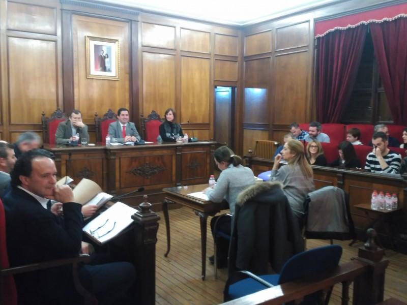 La moció es presentarà en el plenari del 25 de febrer.