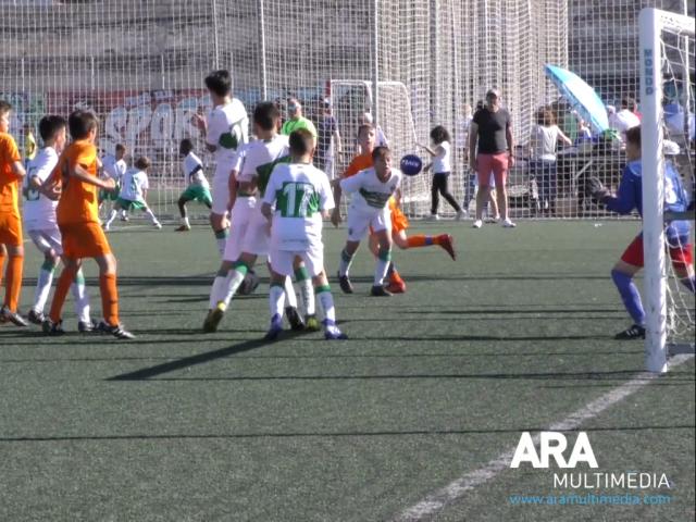 Alcoi ha viscut un futbolístic cap de setmana amb el III Torneig Internacional Costa Blanca de Futbol Base