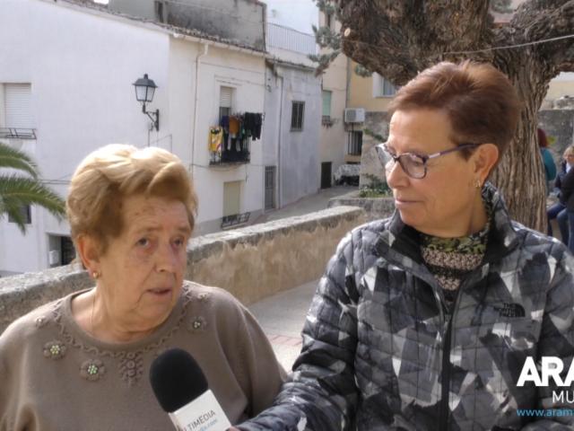 Coneixem a dues veïnes que entreguen l'ànima a la Festa dels Nanos