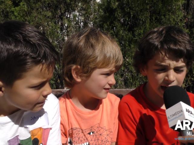 Els més menuts ens animen a participar de la Festa dels Nanos a Cocentaina