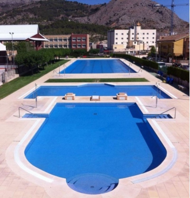 Piscina municipal de Cocentaina