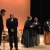 Part de l'assaig de La Dama del Alba de Teló Teatre.