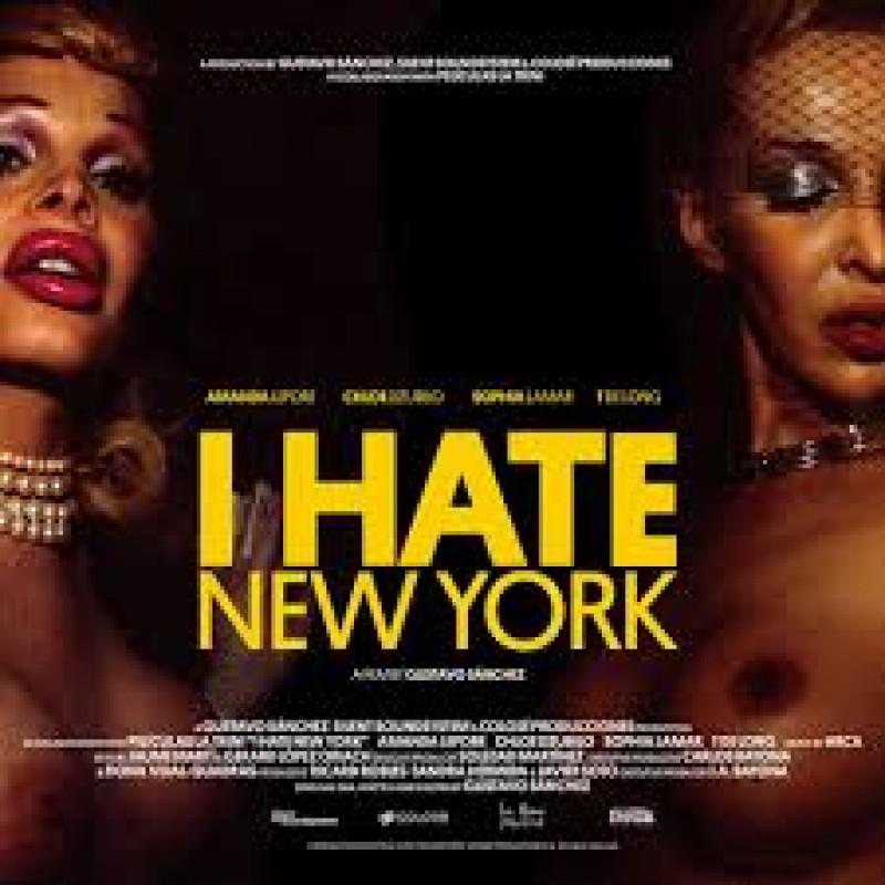 Cartell de la pel·lícula «I hate New York».