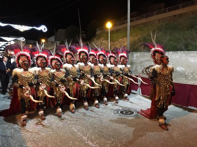 Bocairent celebra els Moros i Cristians