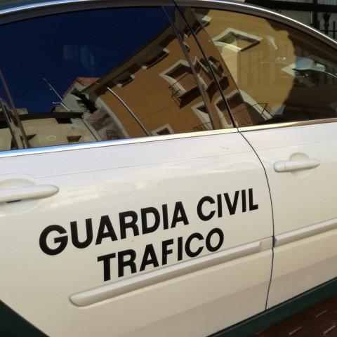 La Guàrdia Civil ha atés l'accident