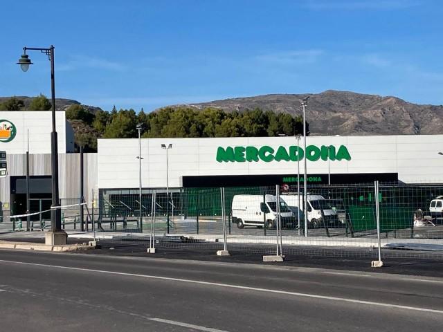 El nou Mercadona d'Alcoi obri el 14 de desembre