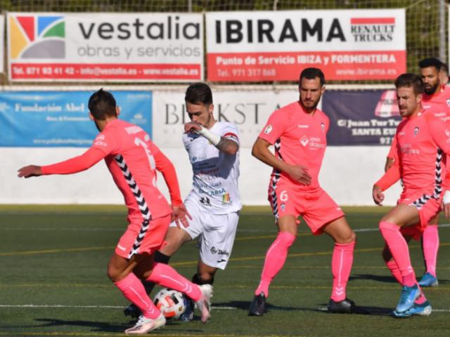 Santa Eulària - Alcoyano / Twitter Penya Deportiva