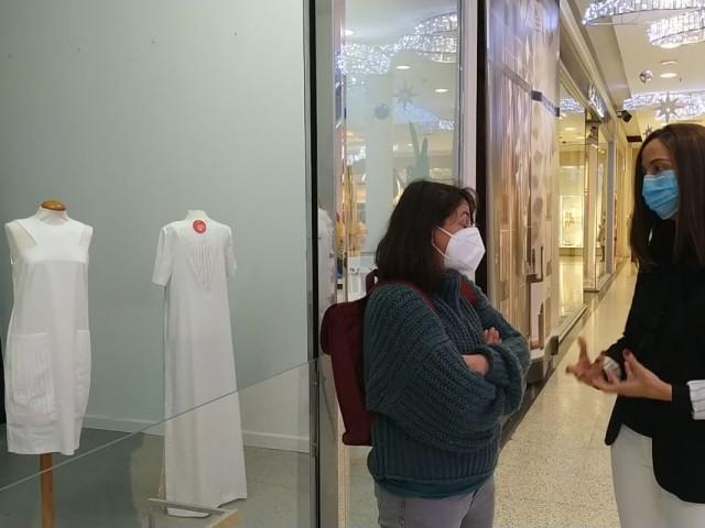 L'EASDpromociona els seus estudiants de Moda al Centre ComercialAlzamora