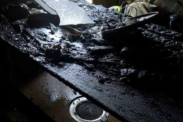 Mor una dona en un incendi a Alcoi